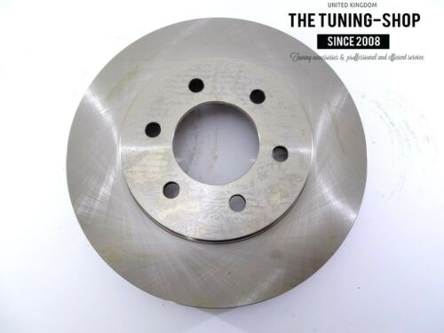 Brake Disc Rotor Front 54099 AS TEC For FORD EXPEDITION LINCOLN NAVIGATOR