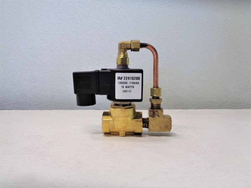 Ingersoll Rand Condensate Valve Kit #42590083 w/ Solenoid #22410286