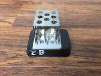 Vauxhall Zafira B C6546 1.9 CDTI Heater Resistor Part Number C6546