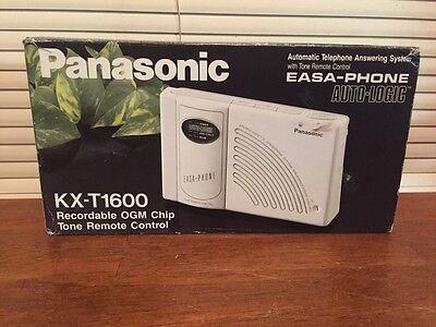 Panasonic Easa-phone Kx-t1600 Recordable Ogm Tone Remote Chip Ai