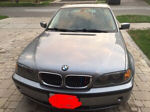 BMW 330XI AWD in excellent shape, well maintained,