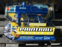 Paintball Game set for TV Play