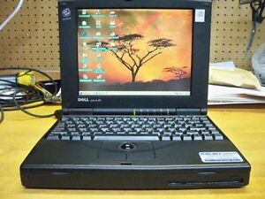 Portable Dell Latitude XPi