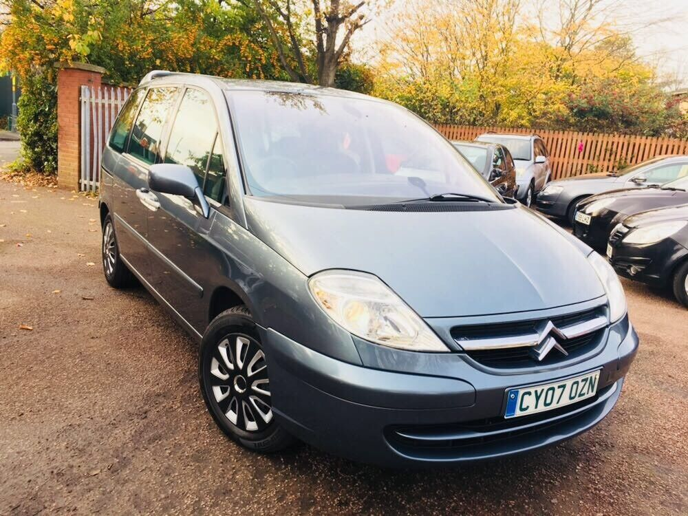 Citroen c8..full history 7 seater mint runner nationwide delivery 1595