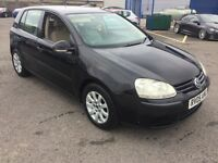 VOLKSWAGEN GOLF SE TDI (black) 2005