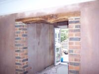 For all your plastering needs at greens Building Solutions