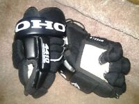 Koho children hockey gloves
