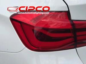 2017 BMW 320i Tail Light, Tail Lamp Used | Clean & Undamaged | Left Driver Side Inner
