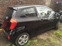 Kia Picanto 1 Air 2012 1.0 Petrol For Breaking - CALL NOW!!!