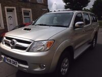 2008 Toyota Hilux 3.0TD Double Cab Very Low Miles 1 Owner With Full Service History Stunning