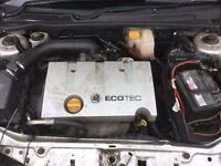 Vauxhall Vectra 1.8 Engine: Z18XE (2003)
