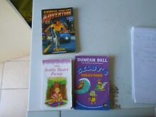 3 assorted Children's books Choose your own Adventure Fugitive... Greenbank Logan Area Preview