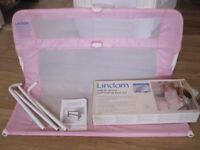 Bed Rail (Lindam) (Pink)