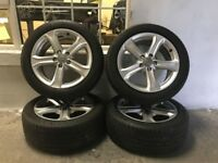 "17"" Audi A4 B8 Technik Alloys 5x112"