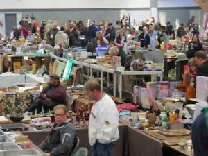Old games and toys FLEA MARKET April 29