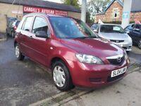 MAZDA 2 S (red) 2004