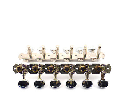 Stentor 12 String Guitar Machine Heads Nickel