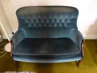 Parker Knoll Three Piece Suite, in need of re-upholstering