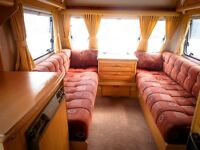 (Ref: 757) Elddis Firestorm 362 2 Berth **Only One Previous Owner**