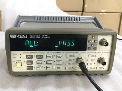 Hp 53131a 225mhz 3ghz 030 010 Universal Frequency Countertimer