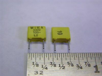 ROEDERSTEIN MKC1860-447//405 .47UF 400V 10/% Capacitor New QTY-25