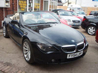 BMW 6 SERIES 645CI (black) 2004