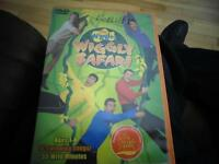 "The Wiggles ""Wiggly Safari"" DVD"