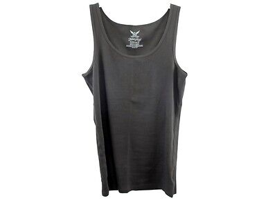 Faded Glory Womens Tank Top Rib Tank XL (16-18) Two Shirts!!! Best Deal!!!](Top Deals)