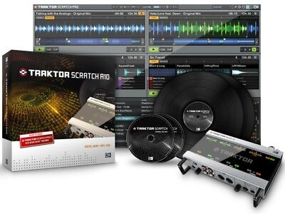 Learn how to DJ with Native Instruments Traktor Pro 2 DJ software.