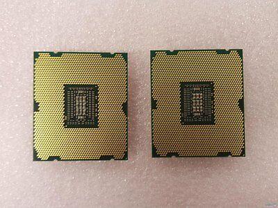 Set of 2x CPU SR0KH INTEL XEON PROCESSOR E5-2680 2.70GHZ 20M 8 CORES 130W