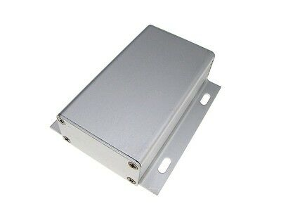Aluminum Project Box Enclosure Diy 712585mm - Silver