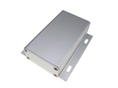 Aluminum Project Box Enclosure Diy 712585mm - Silver