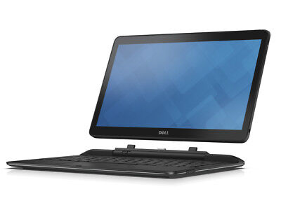 Dell Latitude 13-7350 2-in-1 Detachable-Hybrid W10 PRO TouchScreen 128GB SSD LTE