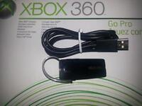 XBox 360 Gaming Wireless Ear Piece