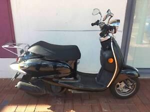 Second hand scooter SYM Jolie 50cc  USED Victoria Park Victoria Park Area Preview