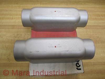 Red Dot Ac-5 1 12 In C Style Conduit Body Pack Of 2