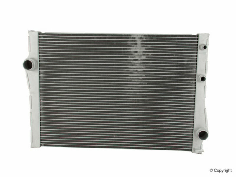 Radiator-behr Wd Express 115 06071 036 Fits 09-13 Bmw X5