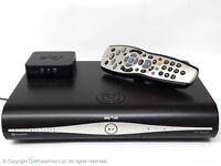Sky HD box & wifi mini box