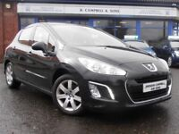 2013 Peugeot 308 Active 1.6 HDI 92BHP 5 Door Hatchback