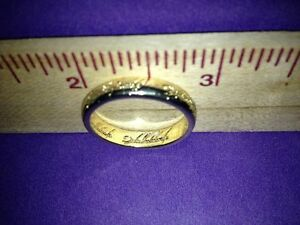 The One Ring from LOTR Stratford Kitchener Area image 4