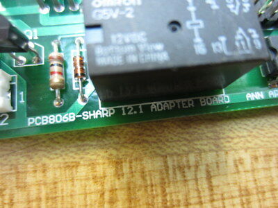 Ann Arbor Tech 806b Adapter Board Pcb806b