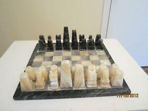 Onyx Chess set West Island Greater Montréal image 1