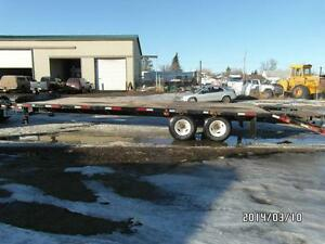1998 NORBERT PINTAL HITCH TR WITH 24' DECK AT www.knullent.com Edmonton Area image 6