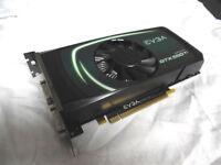 GRAPHICS CARD NVIDIA GTX550Ti GeForce