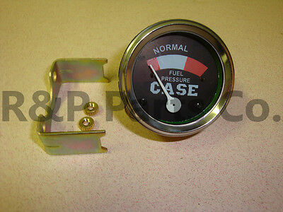 Fuel Pressure Gauge For Case Diesel Tractors 700 730 800 830 900 A8101 A11471