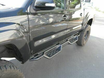 Cab Running Boards Nerf Bars - 7.5