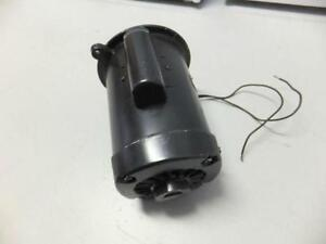 Oil furnace burner motor