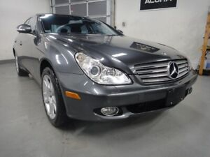 2007 Mercedes Benz CLS-Class MUST SEE,ALL SERVICE RECORDS,NO ACC