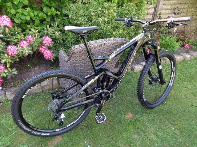1625d2df0e0 Cannondale Jekyll 3 - Mountain Bike - 27.5 - Full Suspension - 2015 ...