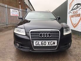 AUDI A6 2.0 TDI 170 S LINE SPECIAL ED DIESEL SAT NAV LEATHER